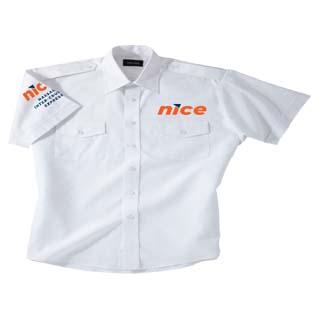B-Men's S/S Navigator Shirt-Edwards