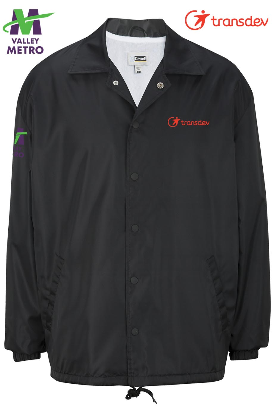 Supervisor Windbreaker Jacket-