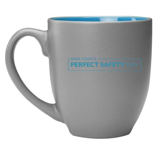 16 oz. Pop Out Bistro Two Tone Coffee Mugs-Capp Uniform Services