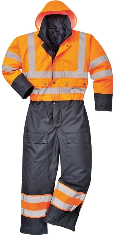 Class 3 Thermal Lined Coveralls-Capp Uniform Services