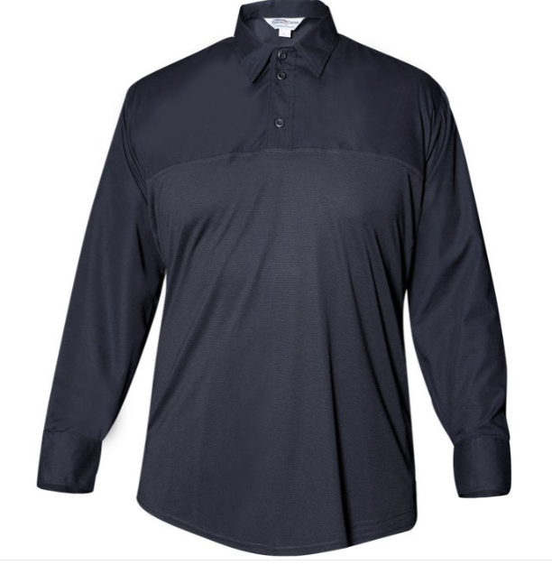 75% POLYESTER/25% WOOL MEN'S SHIRTS - LONG SLEEVE-Fechheimer Brothers