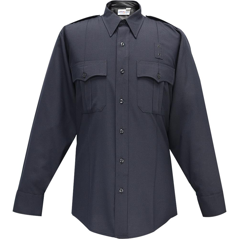 Male Long Sleeve Justice Shirt -Fechheimer Brothers