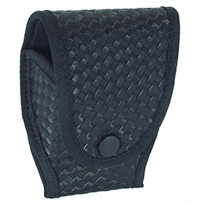 HANDCUFF CASE, BASKETWEAVE FOR PEERLESS 801 OR ASP-H-Tec Intervention