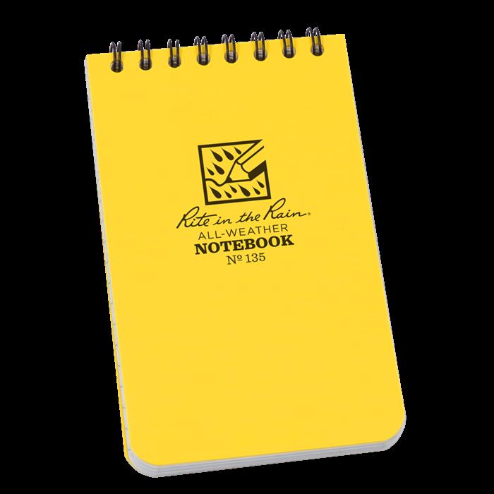 Pocket Top-Spiral Notebook