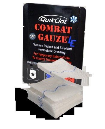 QuikClot Combat Gauze LE-QuikClot