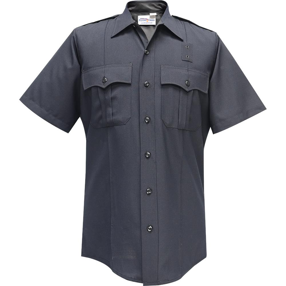 Male Short Sleeve Justice Shirt -Fechheimer Brothers