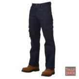 Stretch Twill Cargo Pant-