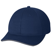 Deluxe Blended Chino Twill Cap-AJM