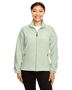 Ash City - North End Ladies' Microfleece Unlined Jacket-AB