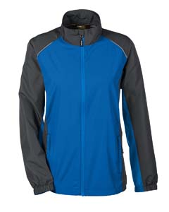Ash City - Core 365 Ladies' Stratus Colorblock Lightweight Jacket-AB