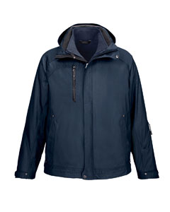 Ash City - North End Men's Caprice 3-in-1 Jacket with Soft Shell Liner-
