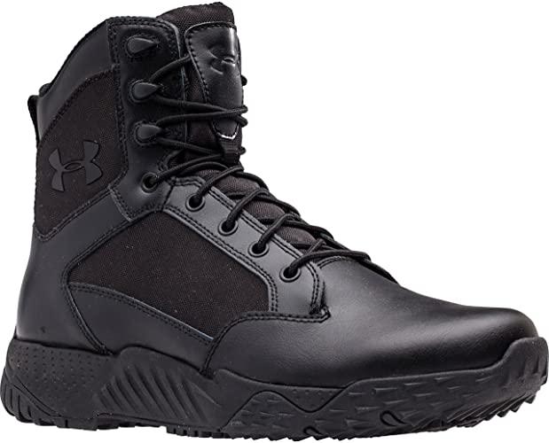 Men's UA Stellar Tactical Boots-Under Armour Tactical
