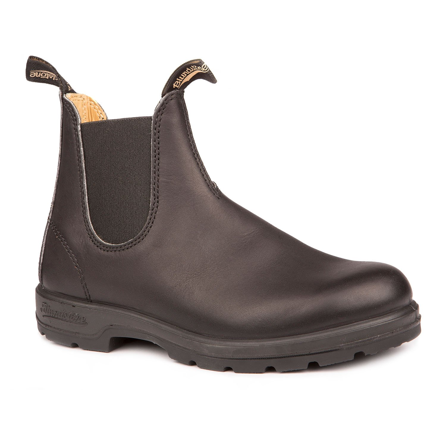 Blundstone 558 - Leather Lined Classic Black-Blundstone