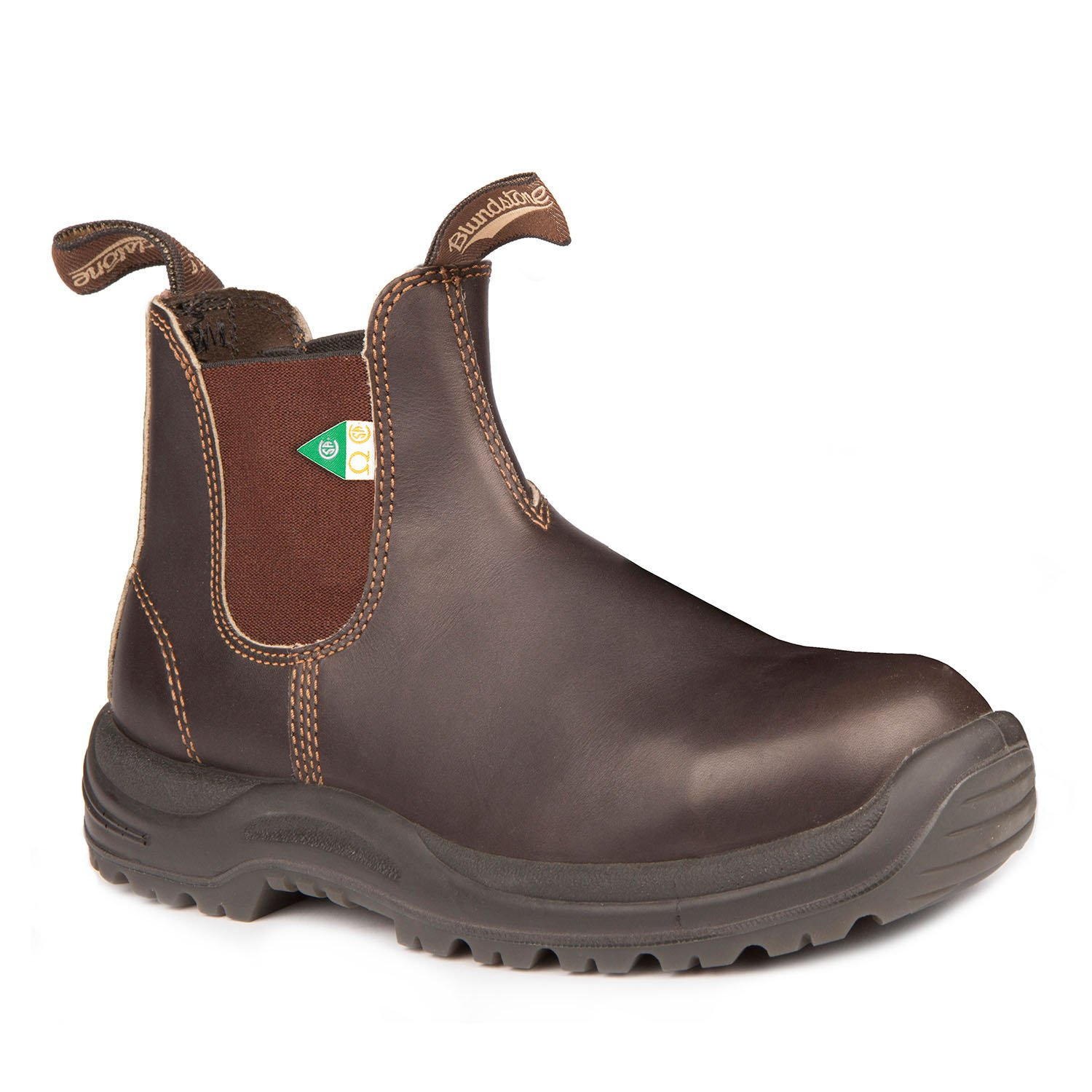 Blundstone 162 - Work & Safety Boot Stout Brown-Blundstone