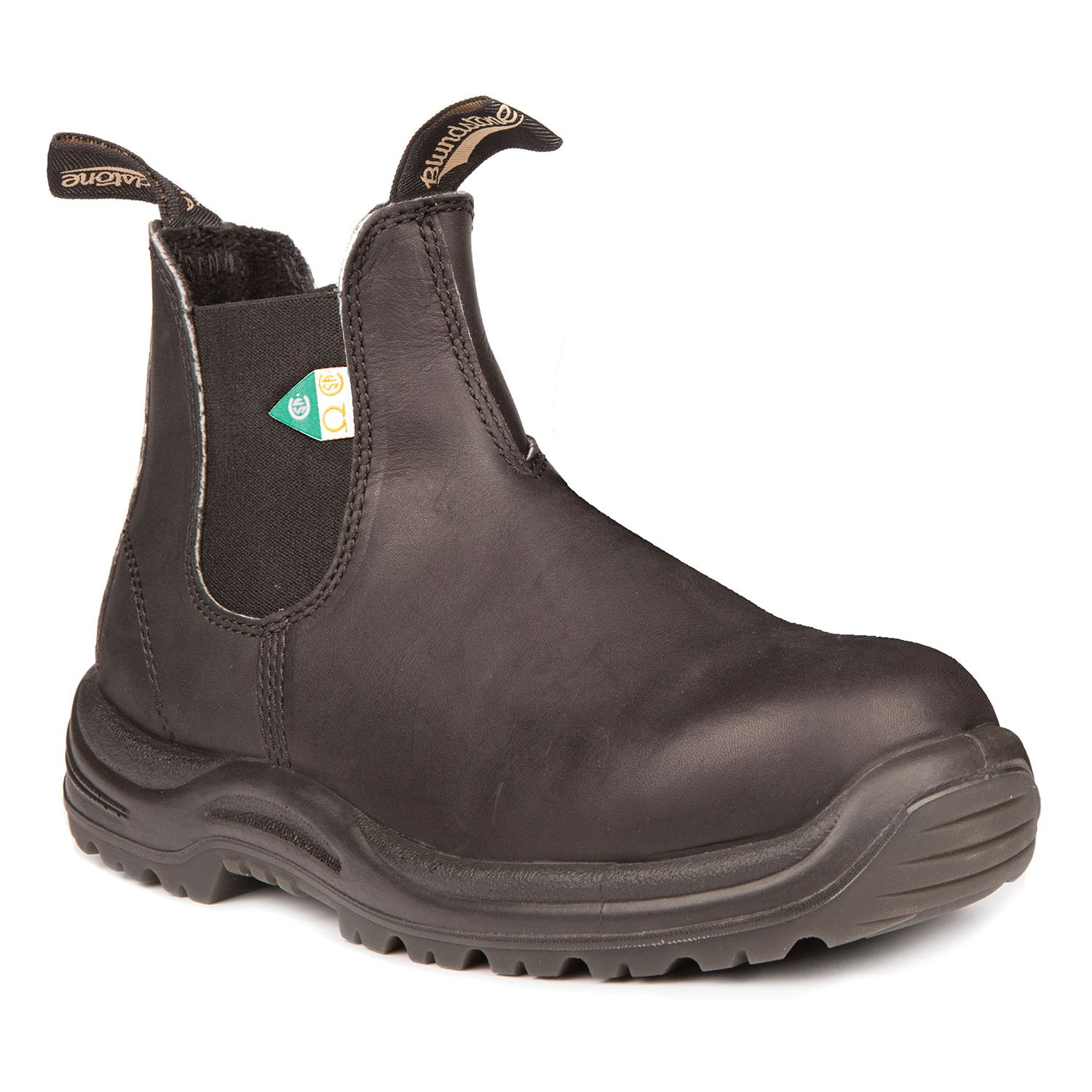 Blundstone 163 - Work & Safety Boot Black-Blundstone