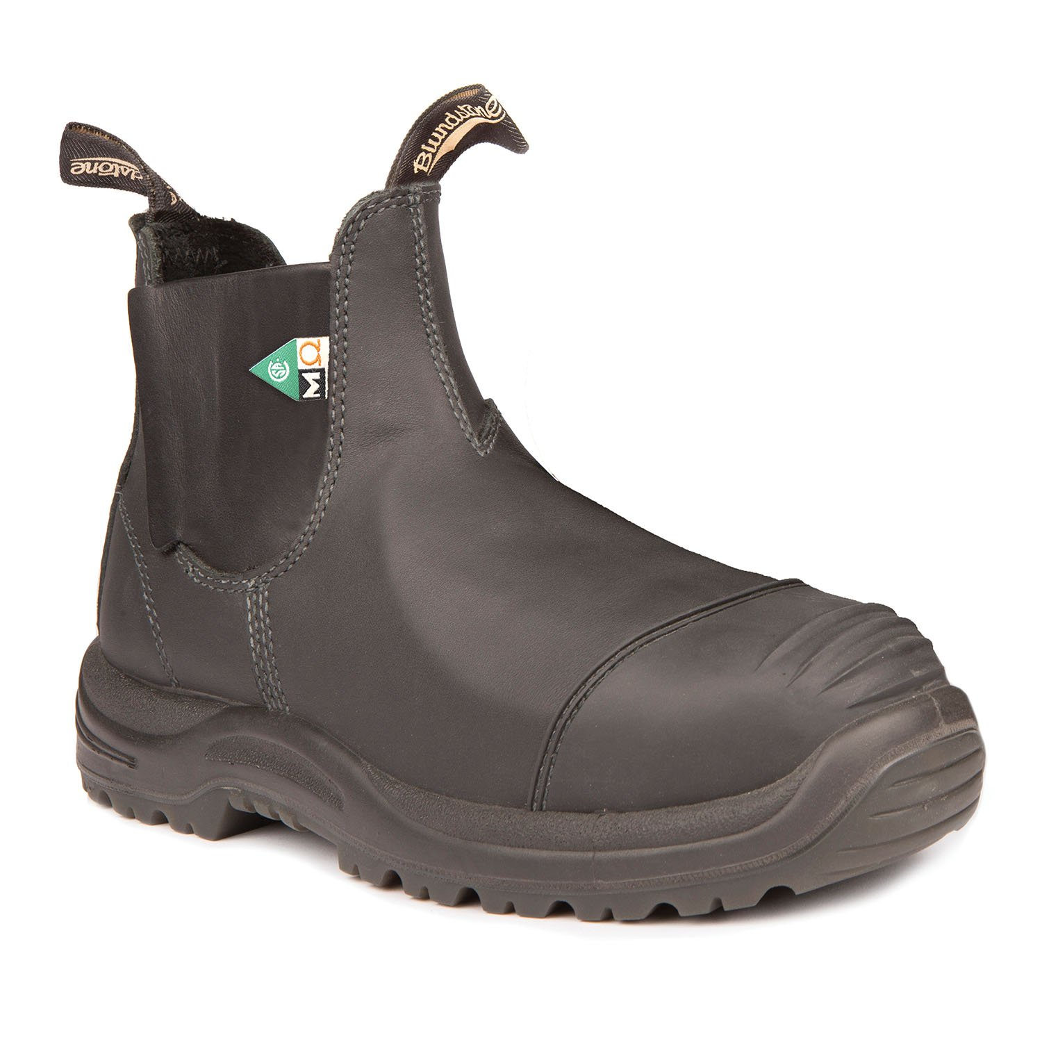 Blundstone 165 - Work & Safety Boot Met Guard Black-Blundstone