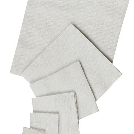 """KleenBore 1.25"""" Super Shooter Cleaning Cotton Patches for .22, .264, .270, 7mm, .25, .223, 6.5mm Caliber, 500 Pack-Kleenbore"""