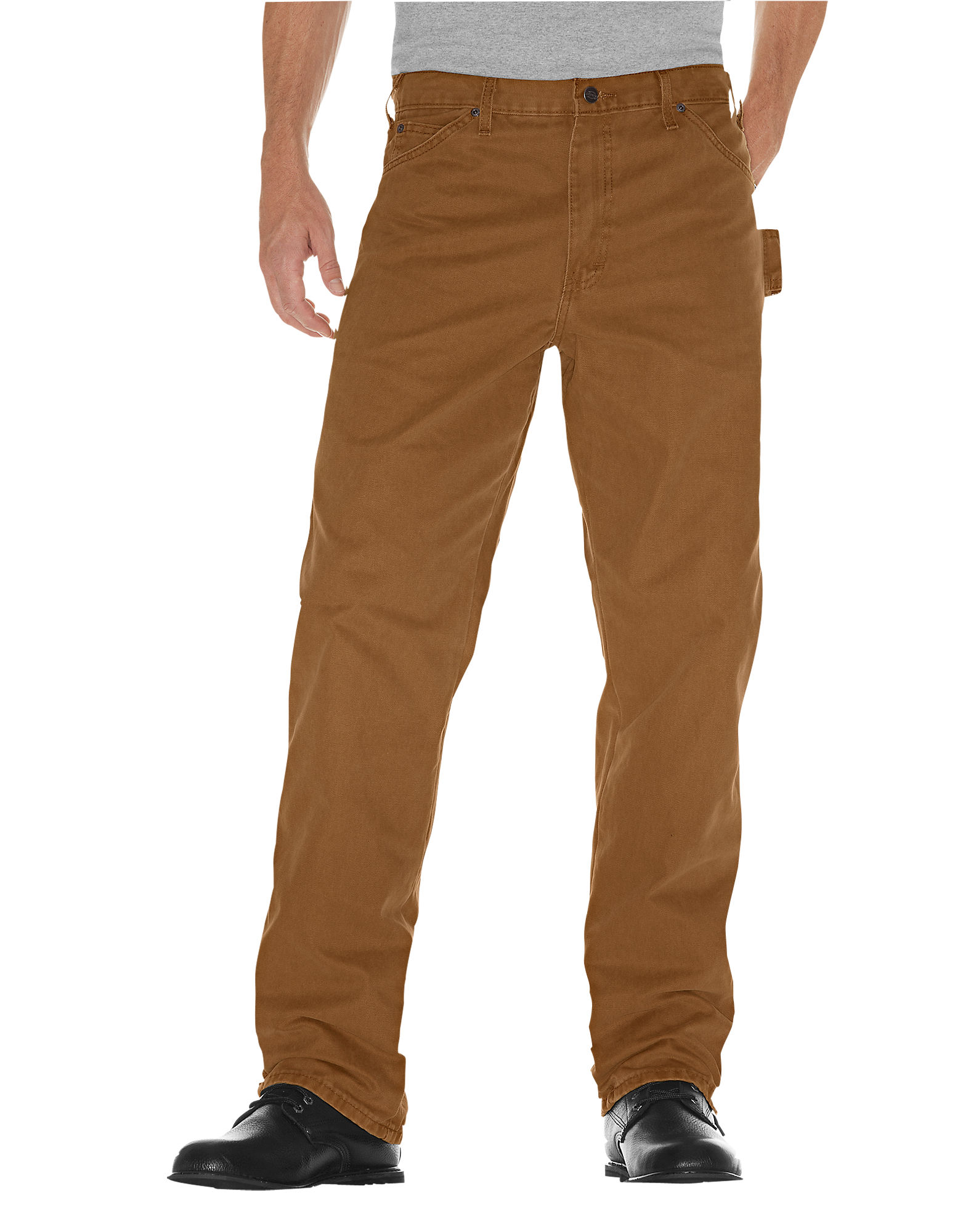 Relaxed Fit Straight Leg Sanded Duck Carpenter Jean-Dickies Canada