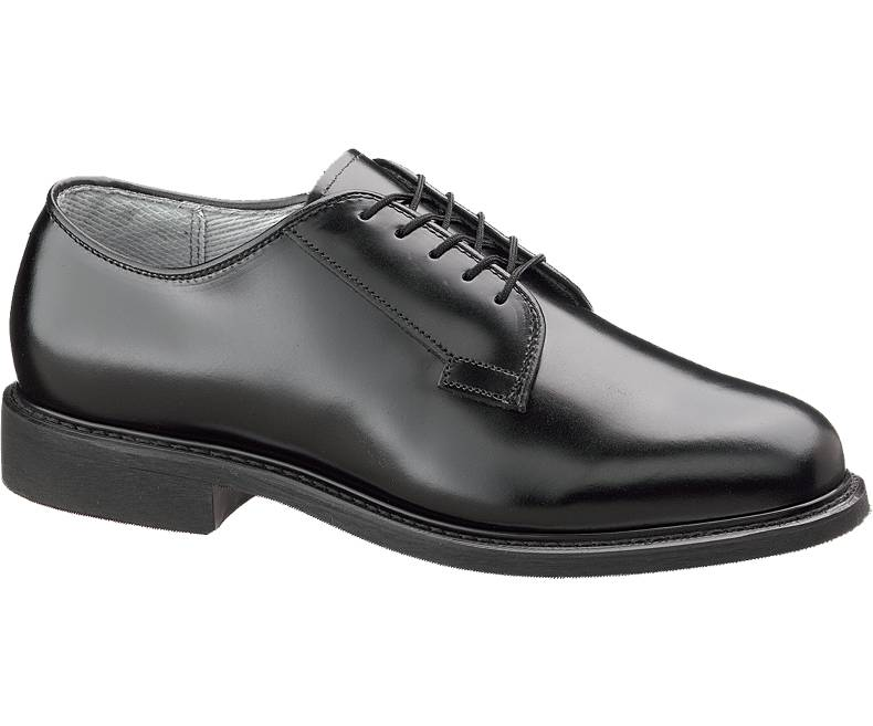 LEATHER UNIFORM OXFORD-Bates