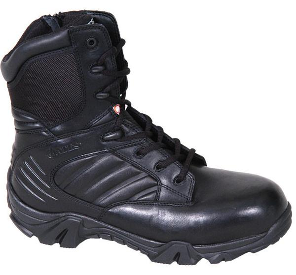 Bates E02274 GX 8 CSA COMPOSITE TOE SIDE ZIP BOOT-Bates