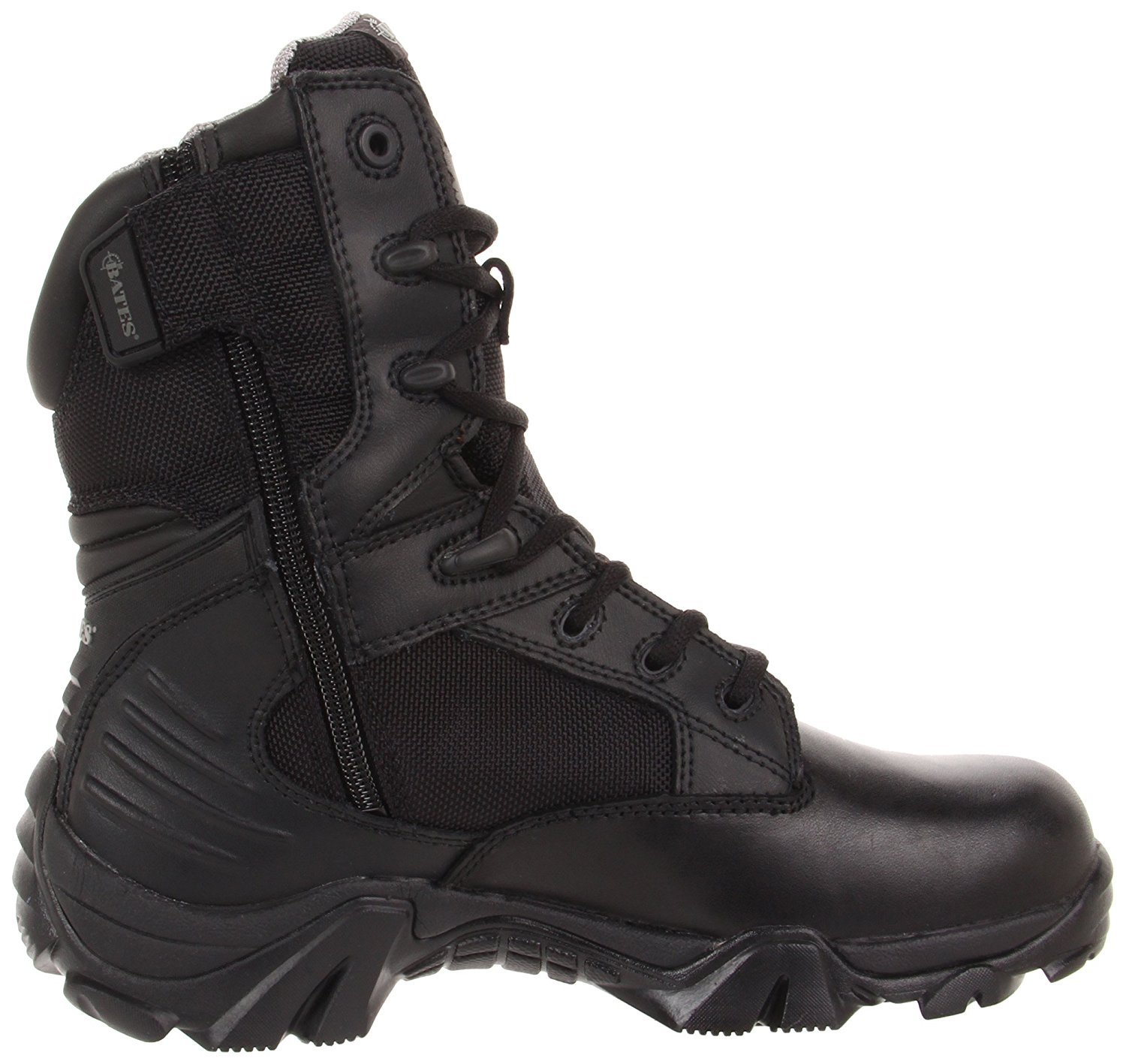 "Bates E02500 Enforcer CTS 9"" GTX with Side-Zip-Bates"