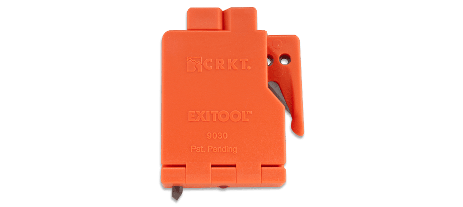 ExiTool Orange-CRKT