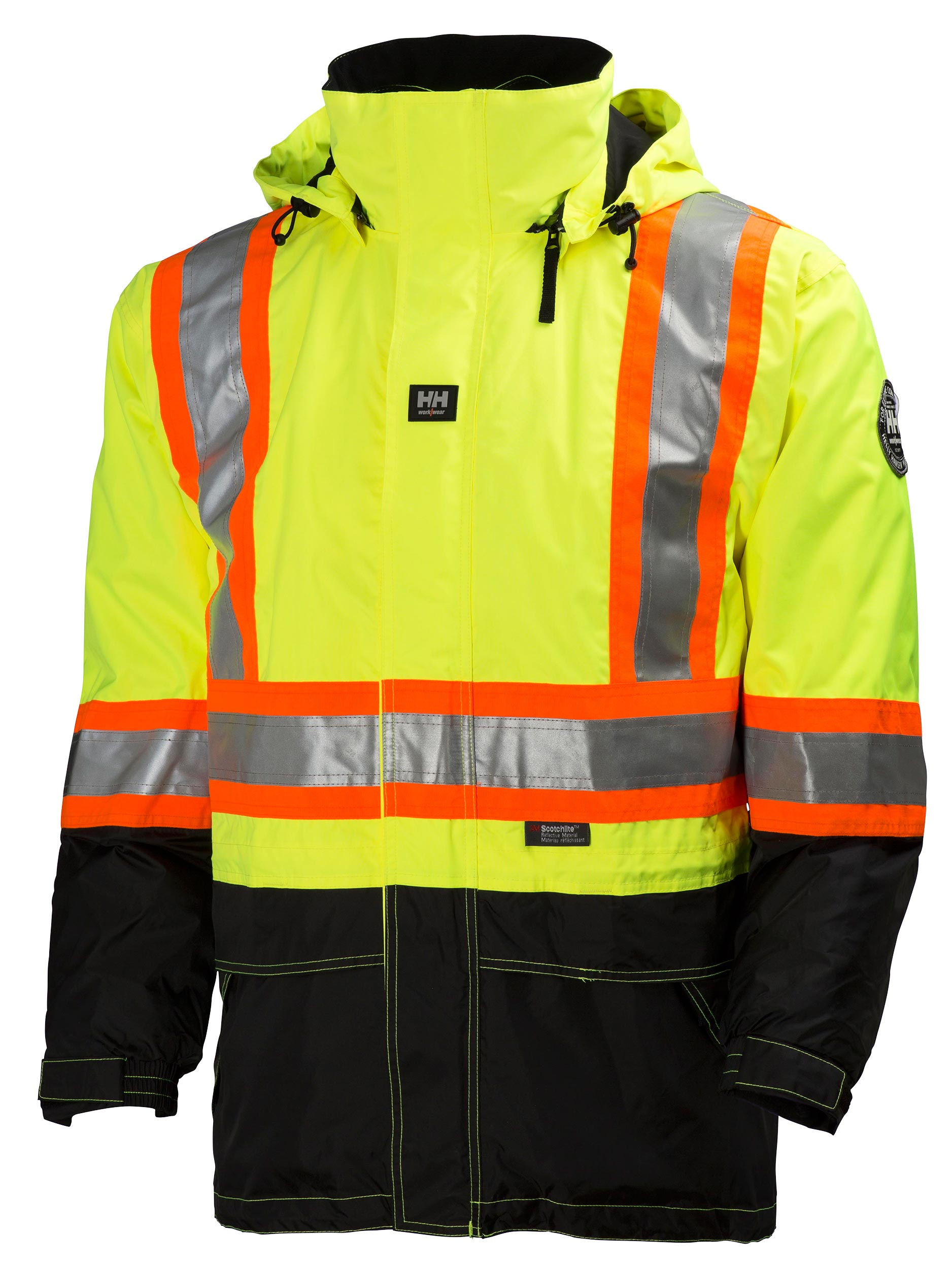 Jacket Potsdam 3-in-1 with Striping-Helly Hansen Canada Ltd.
