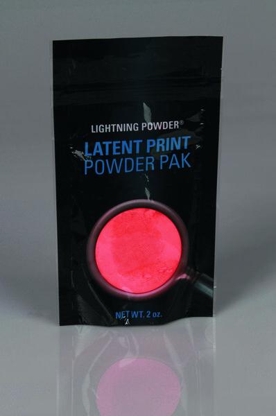 LATENT PRINT POWDER PAK/S/G/BULK-Forensic Source