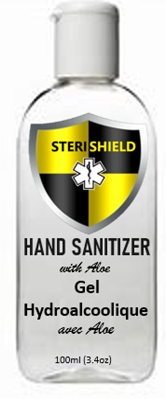 Hand Sanitizer - Our solution to defend your hands against bacteria and germs.-Uniform Works