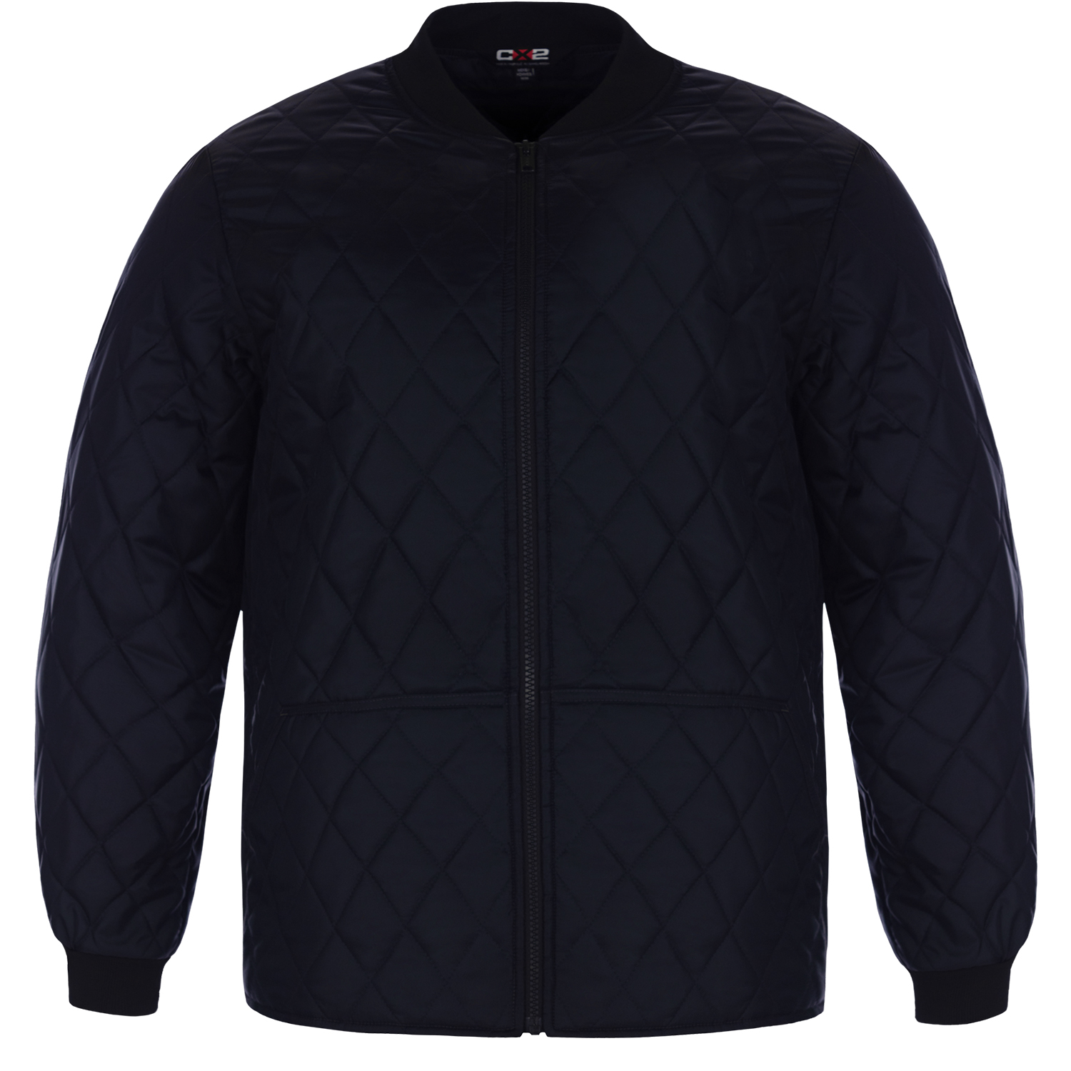 Contender - Quilted Jacket-CSW