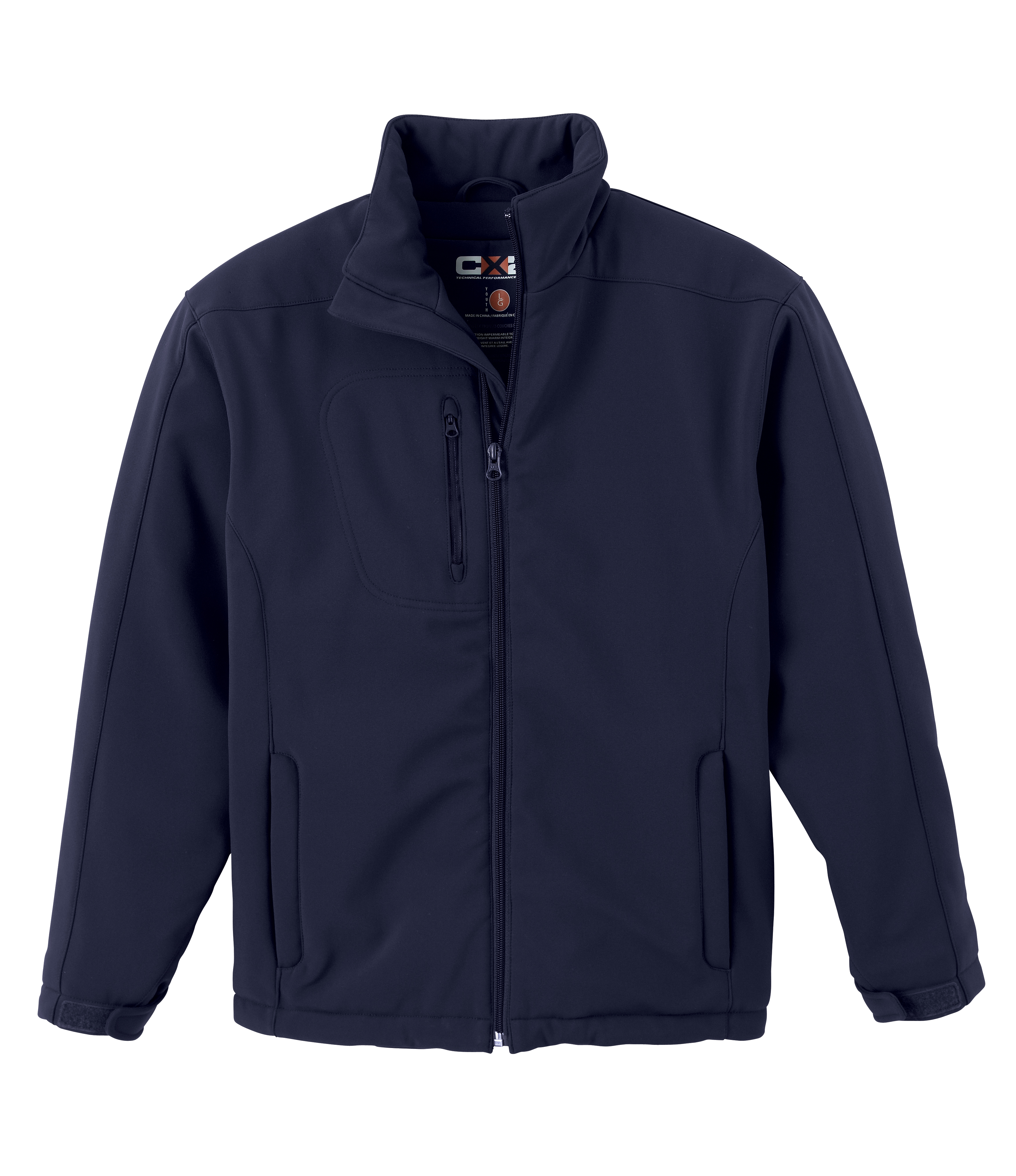Cyclone-Men's Insulated Soft Shell-CSW