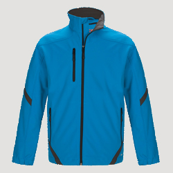 Boreal-Men's unlined colour contrast softshell-Canada's Sportswear
