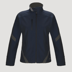 Boreal-Ladies unlined colour contrast softshell-CSW