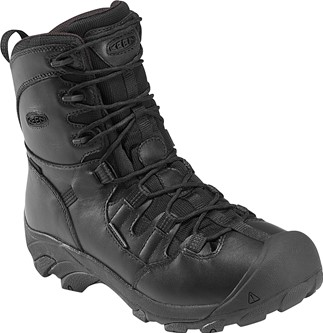 "KEEN Detroit 8"" Male Soft Toe Boots-KEEN"