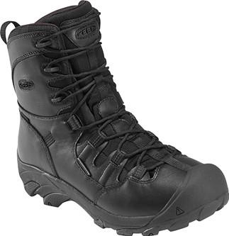 "KEEN Detroit 8"" Female Soft Toe Boots"