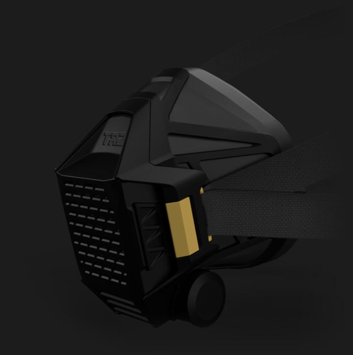 TR2 – Tactical Respirator II-O2 Industries