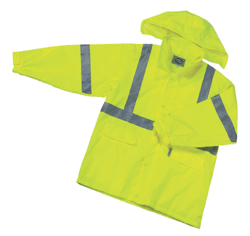 Safety Rain Jacket-OPUS