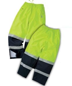 Duty Safety Rain Pants Two Tone-OPUS