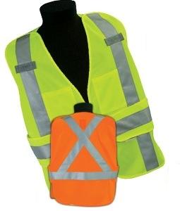 Five Points Tear Away Safety Vest-OPUS