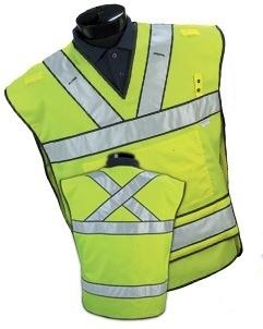 Detachable & Expandable Safety Vest (Oxford)-OPUS