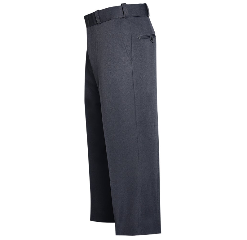 COMMAND 100% POLY MEN'S PANTS W/FREEDOM FLEX WAISTBAND-Fechheimer Brothers