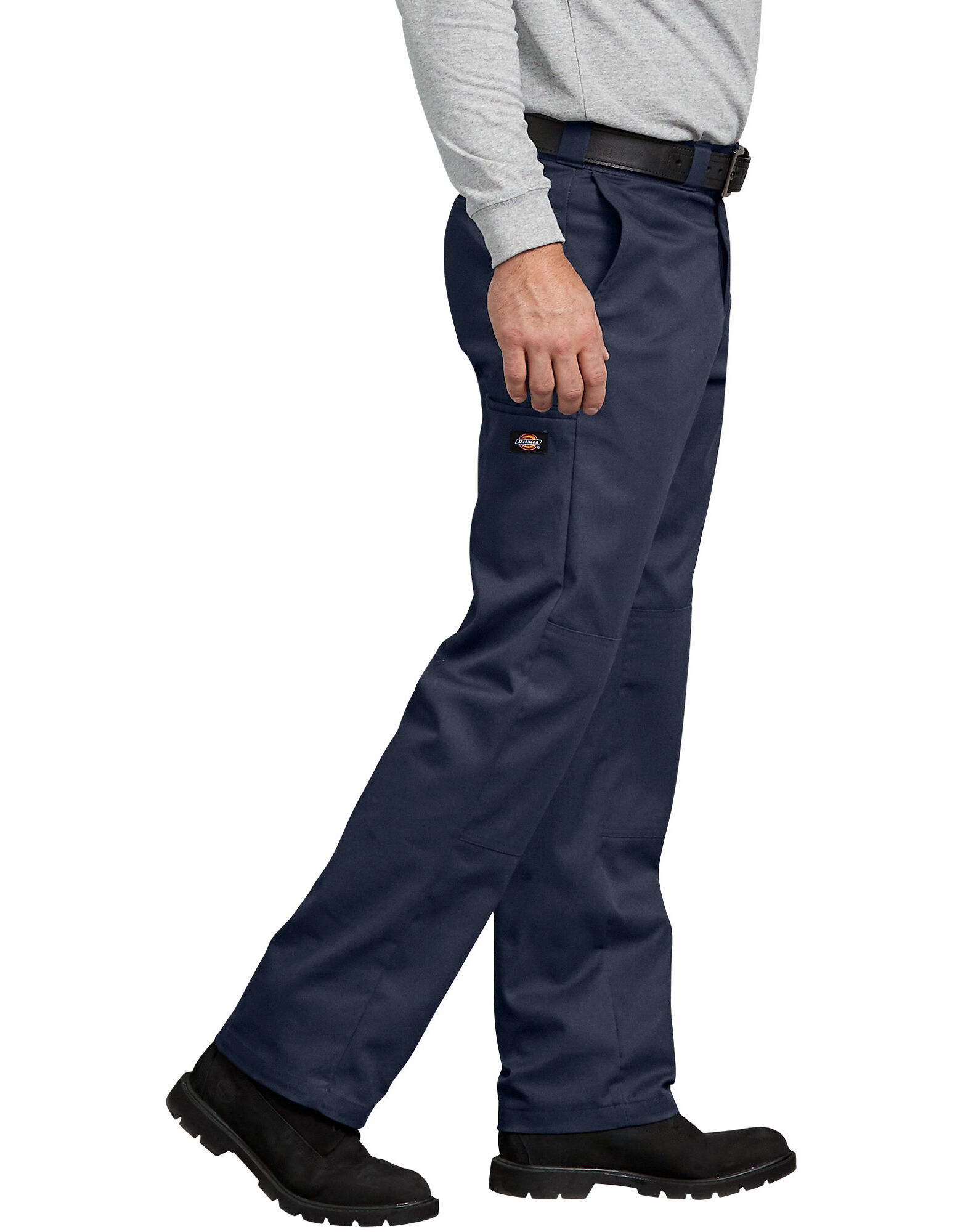 FLEX Regular Fit Straight Leg Double Knee Work Pants-Dickies Canada