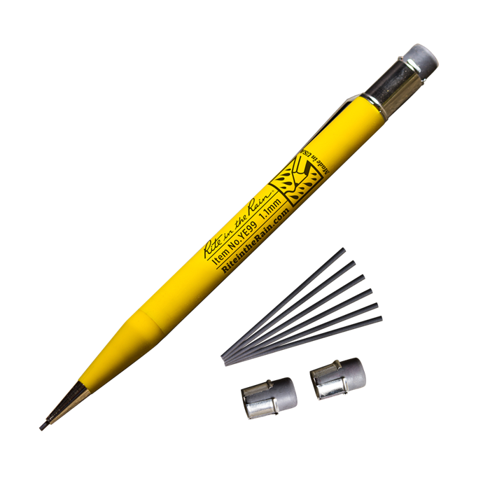 Yellow Mechanical Pencil -