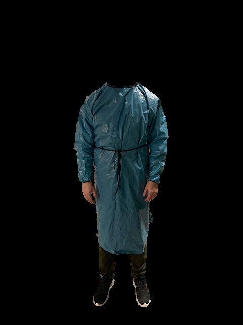 Class 1 – Disposable Non-Sterilized Gown Level 2-CSW