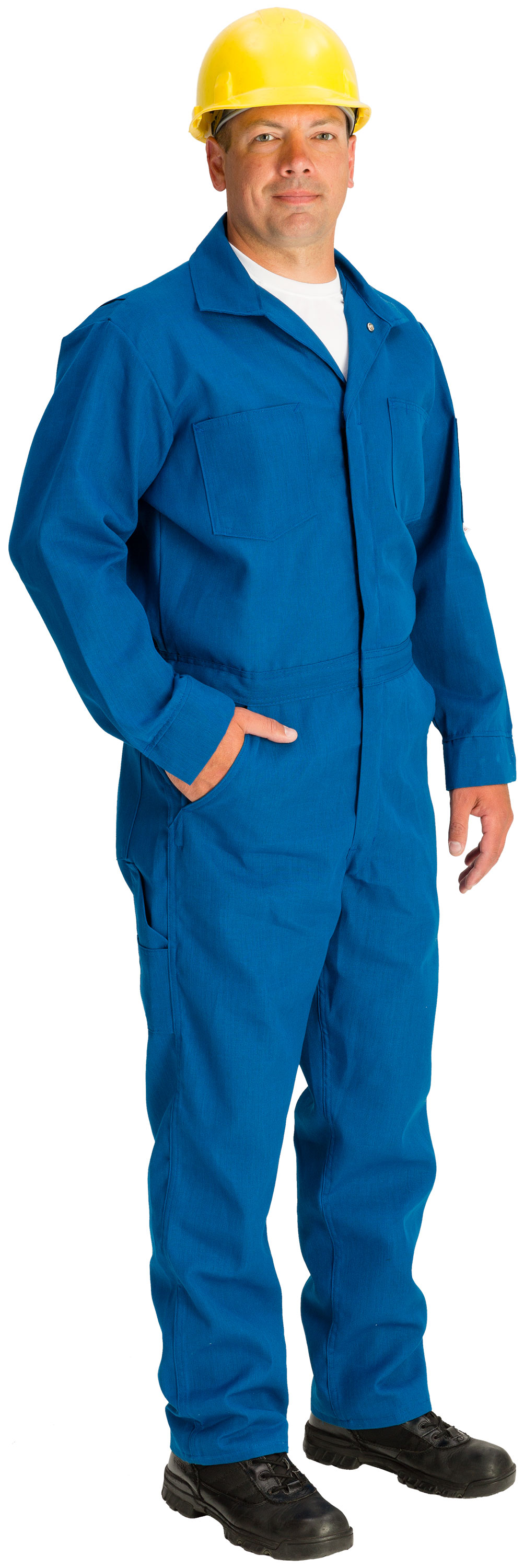 Nomex® 4.5 oz. Coverall-Topps Safety Apparel