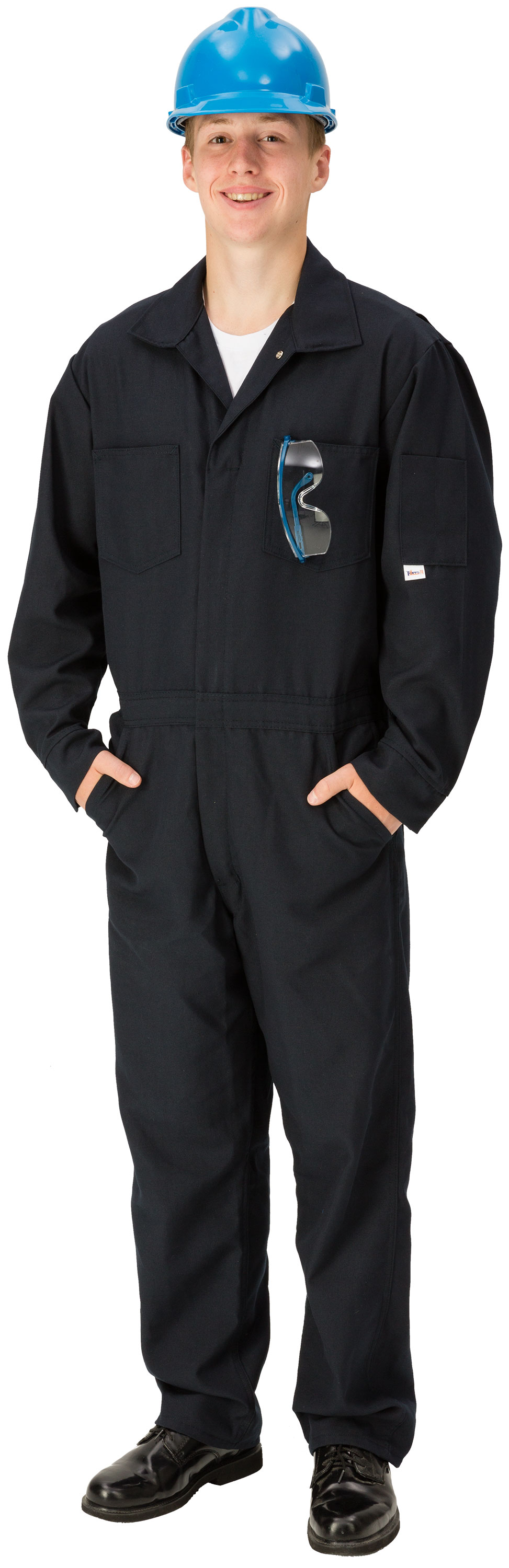 Nomex 6.0 oz. Coveralls-Topps Safety Apparel