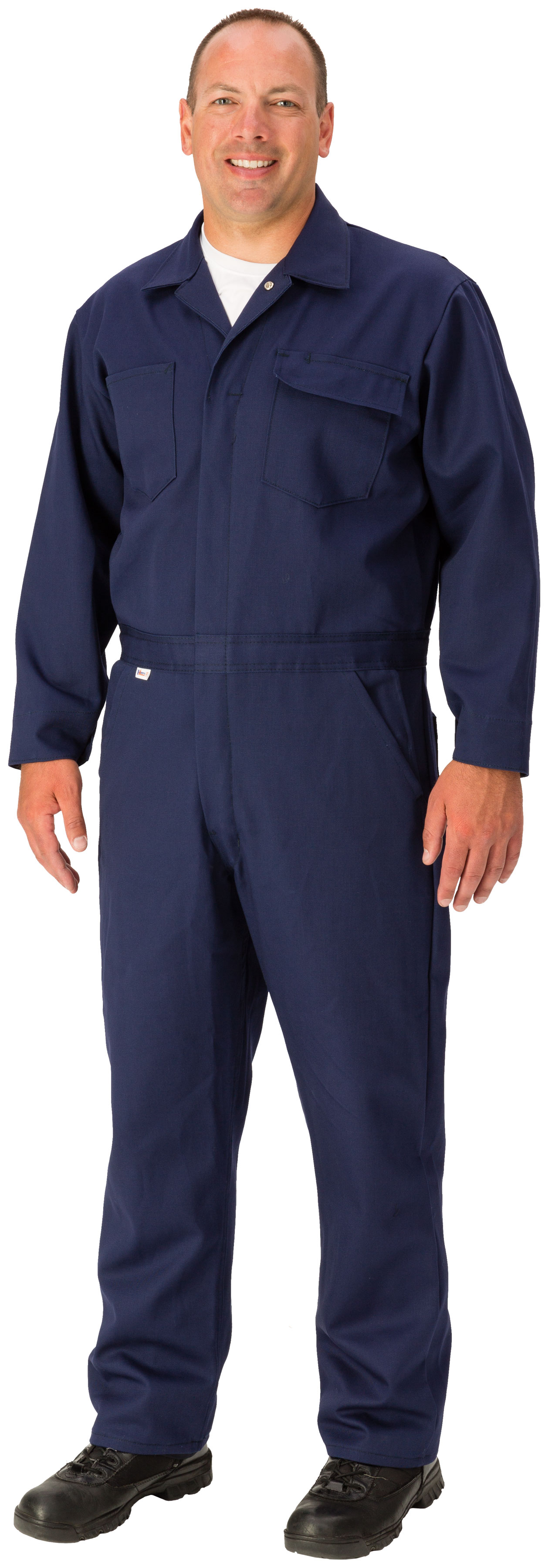 Indura® Economy Coverall-Topps Safety Apparel