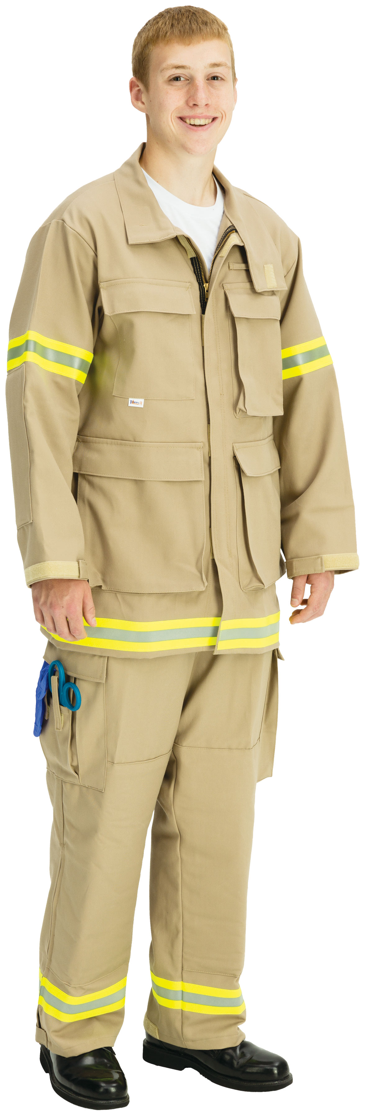 UltraSoft® Extrication Jacket-Topps Safety Apparel