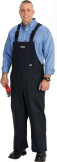 Unlined Bib Overalls-Topps Safety Apparel