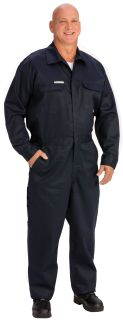 Standard Coverall (7.0oz)-Topps Safety Apparel